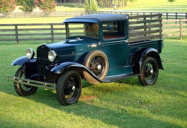 1930 AA Stake Body