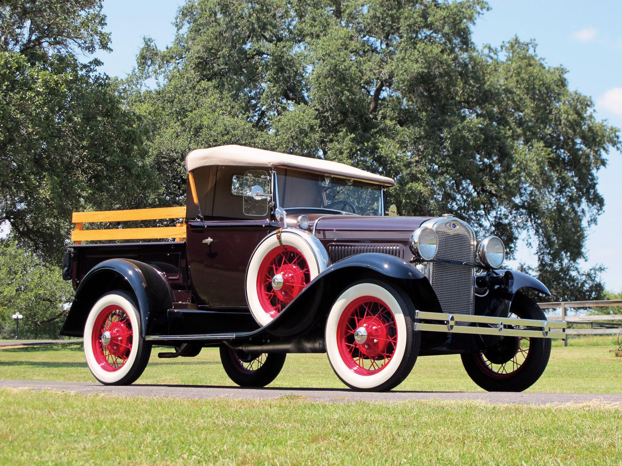 1930 Roadster Pickup