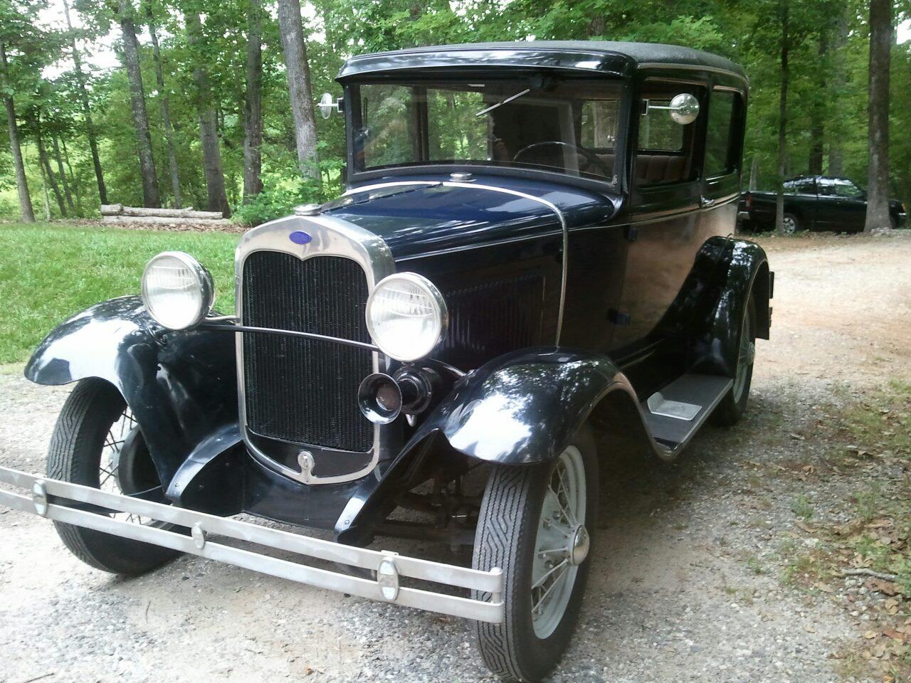 1930 Tudor Sedan