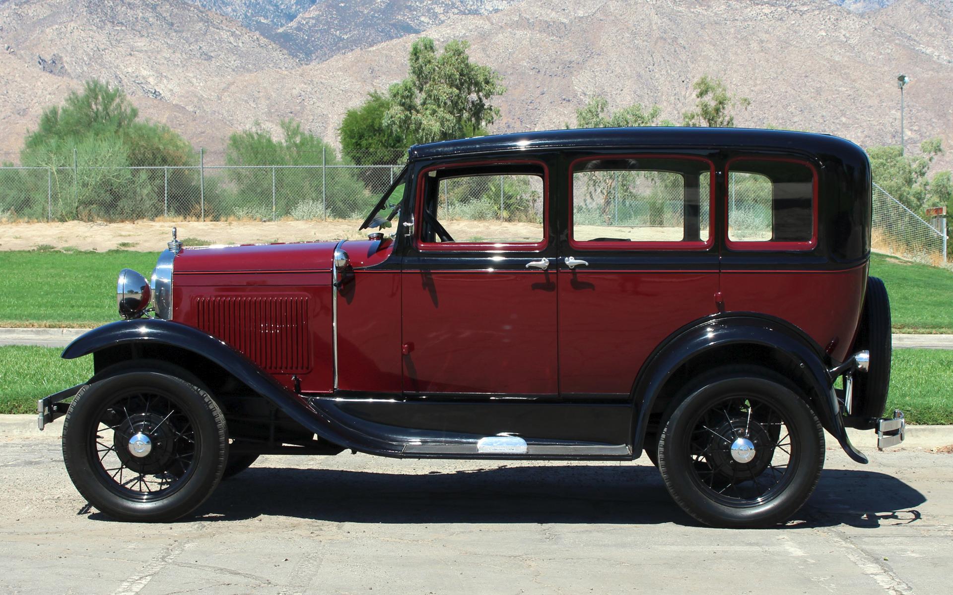 1931 Fordor Sedan