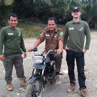 IEP elephant conflict team