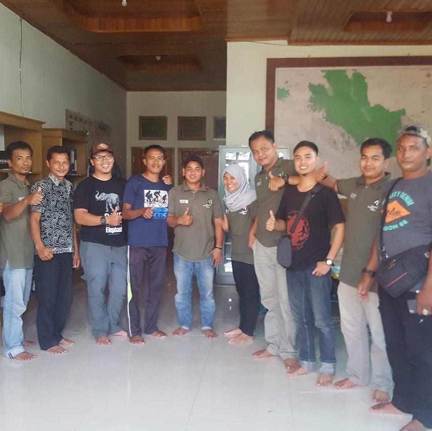 HEC workshop delegates Nov 2018