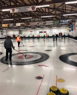 Curling for Conservation!