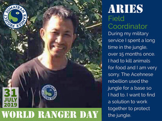 WORLD RANGER DAY 2019