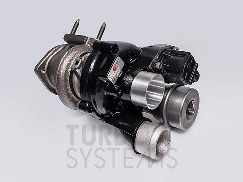 Turbosystems Mini Cooper S 1.6T Hybrid Turbo
