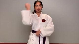 Basic White Belt Training 2