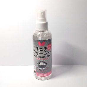 Butterfly Rubber Cleaner - Cure Water.jp
