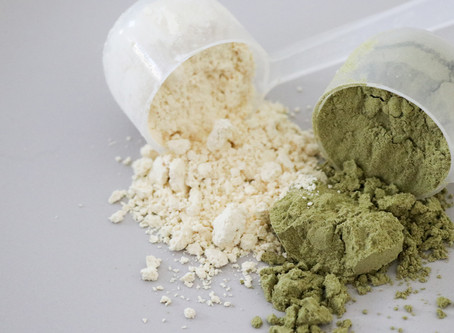The pea protein shake that doesn't taste bad