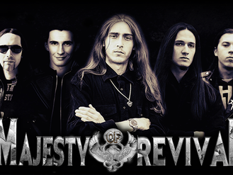 Welcome To The Official Majesty Of Revival Web-Site!