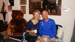 Gerhard & Laura.