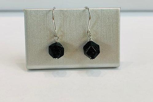 Black Rutilated Crystal