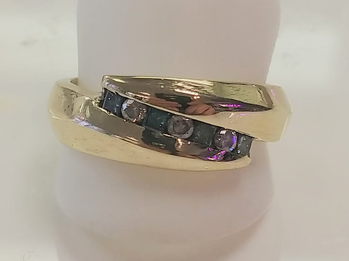 Man's Diamond Ring