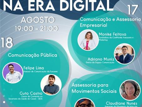 V Semascom aborda comunicação estratégica na era digital