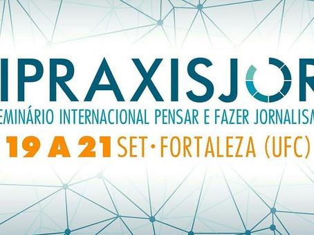 Prorrogado o prazo para envio de trabalhos para o II PraxisJor
