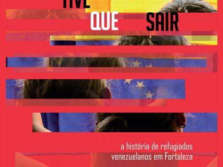 Histórias de migrantes em Fortaleza viram tema de livros defendidos no curso de Jornalismo