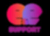 E & E Support logo