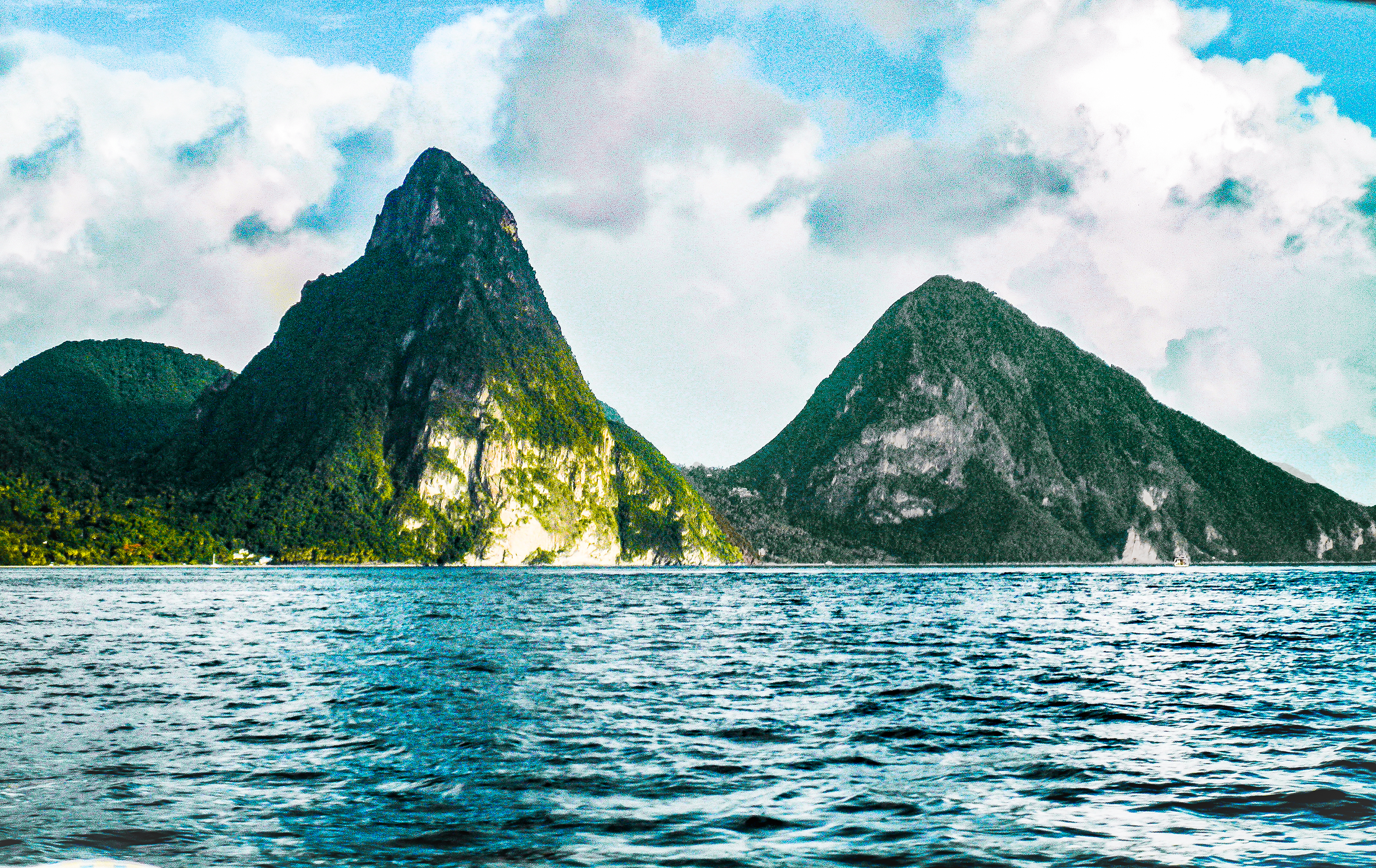 Pitons - St. Lucia