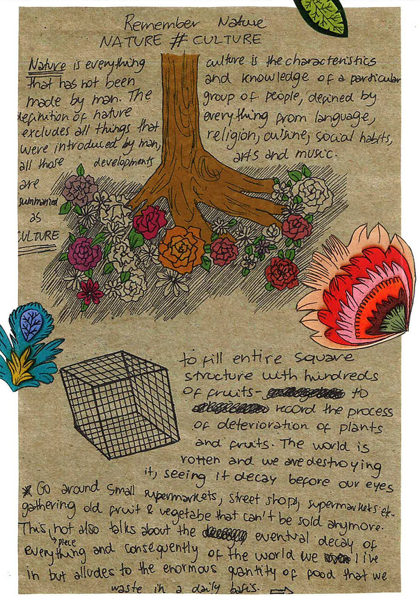 metzger brazilan artist sketchbook