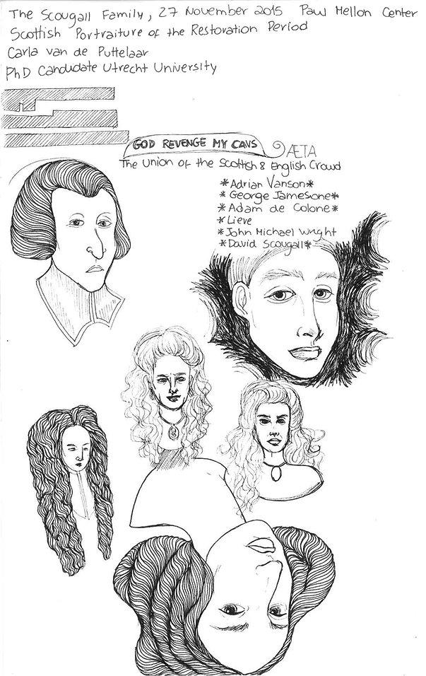 brazilan artist sketchbook