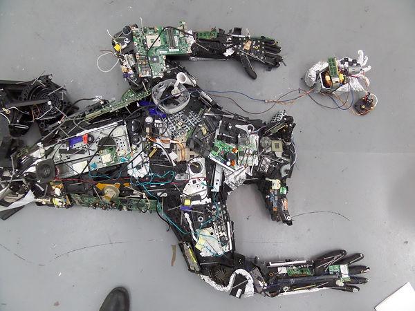 art and technology new media art