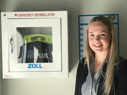 Jayco and Defibrillator