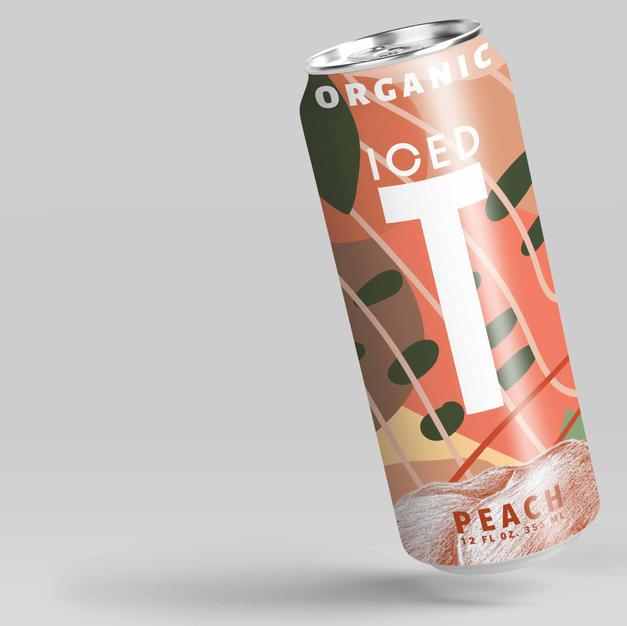 Iced T (Peach) Tilt