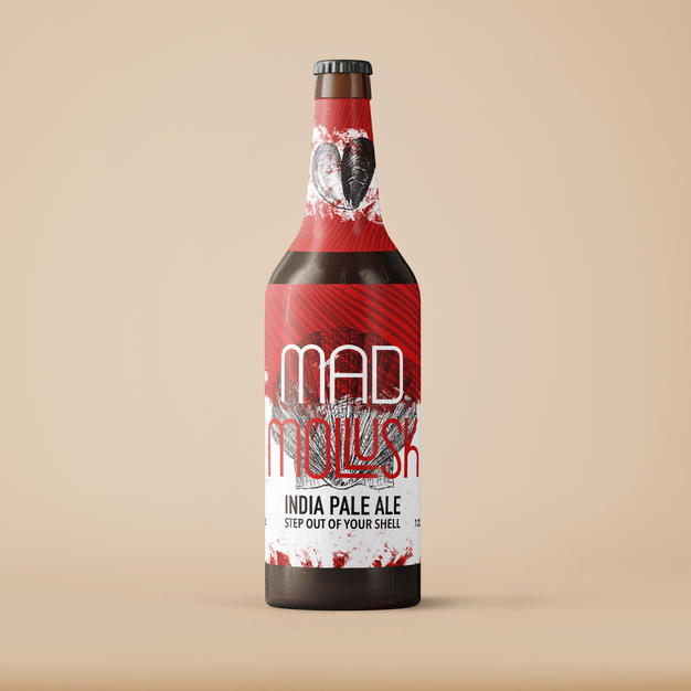Mad Mollusk Bottle