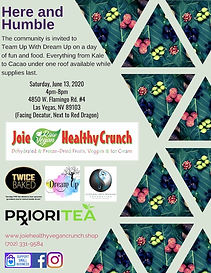 Vegan Health event