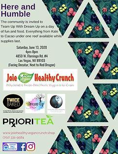 Vegan Health event