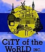 City of the world logo