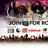 rock and rise event