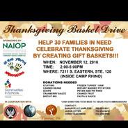 Thanksgiving event