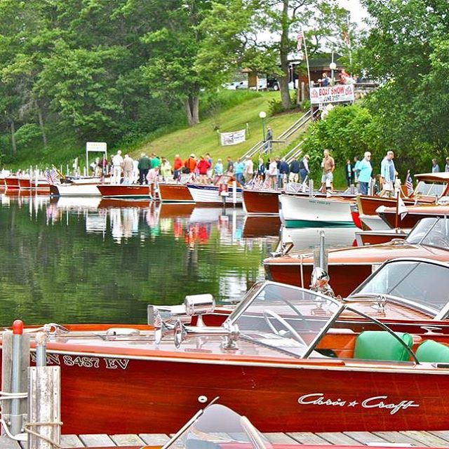--Whitefish Chain Classic Boat Show--_The 29th annual boat show is coming up on June 18th, stop by a