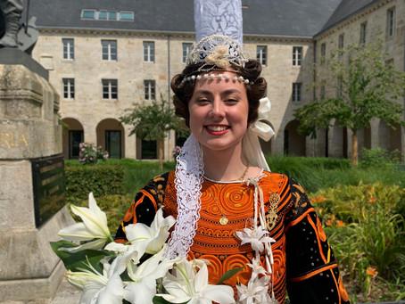 Joséphine Pennarun, Reine de Cornouaille 2021
