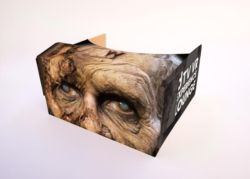"""""""The Walking Dead""""VRゴーグル"""