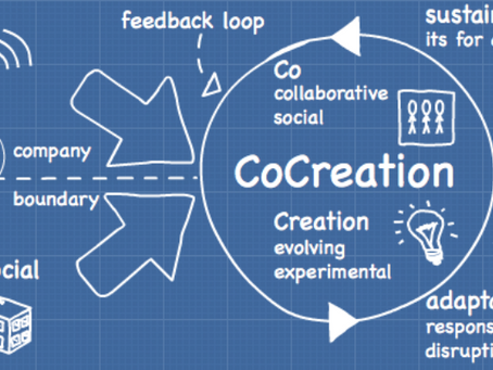 If you want to deliver customer experience, then focus on co-creation