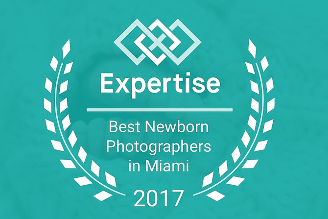 Best Newborn Photographer Miami 2017 & 2018
