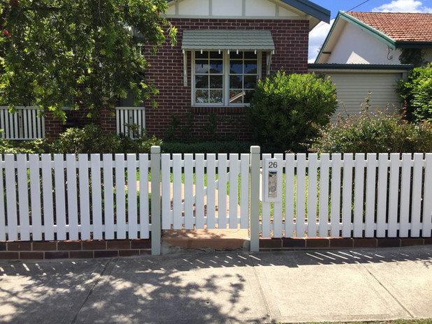 Picket Fence Southport