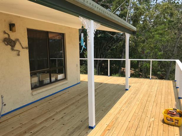 Deck Murwilliumbah