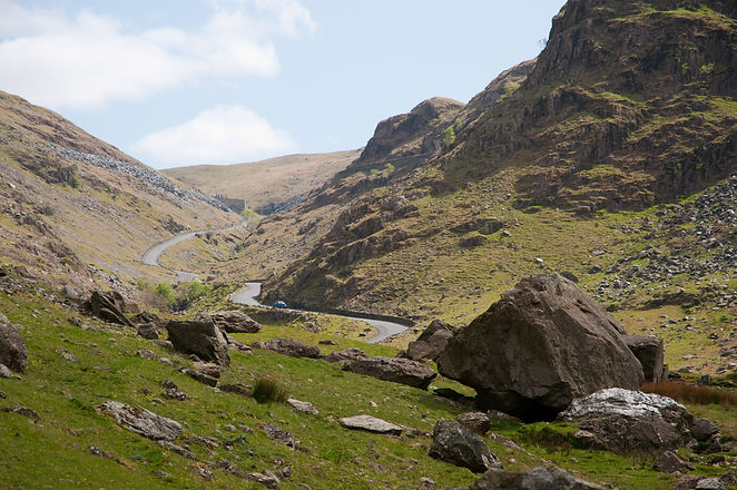 High country pass, Lake District Nationa
