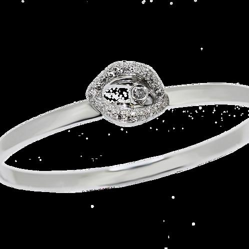 Bracelet la Croqueuse de Diamant