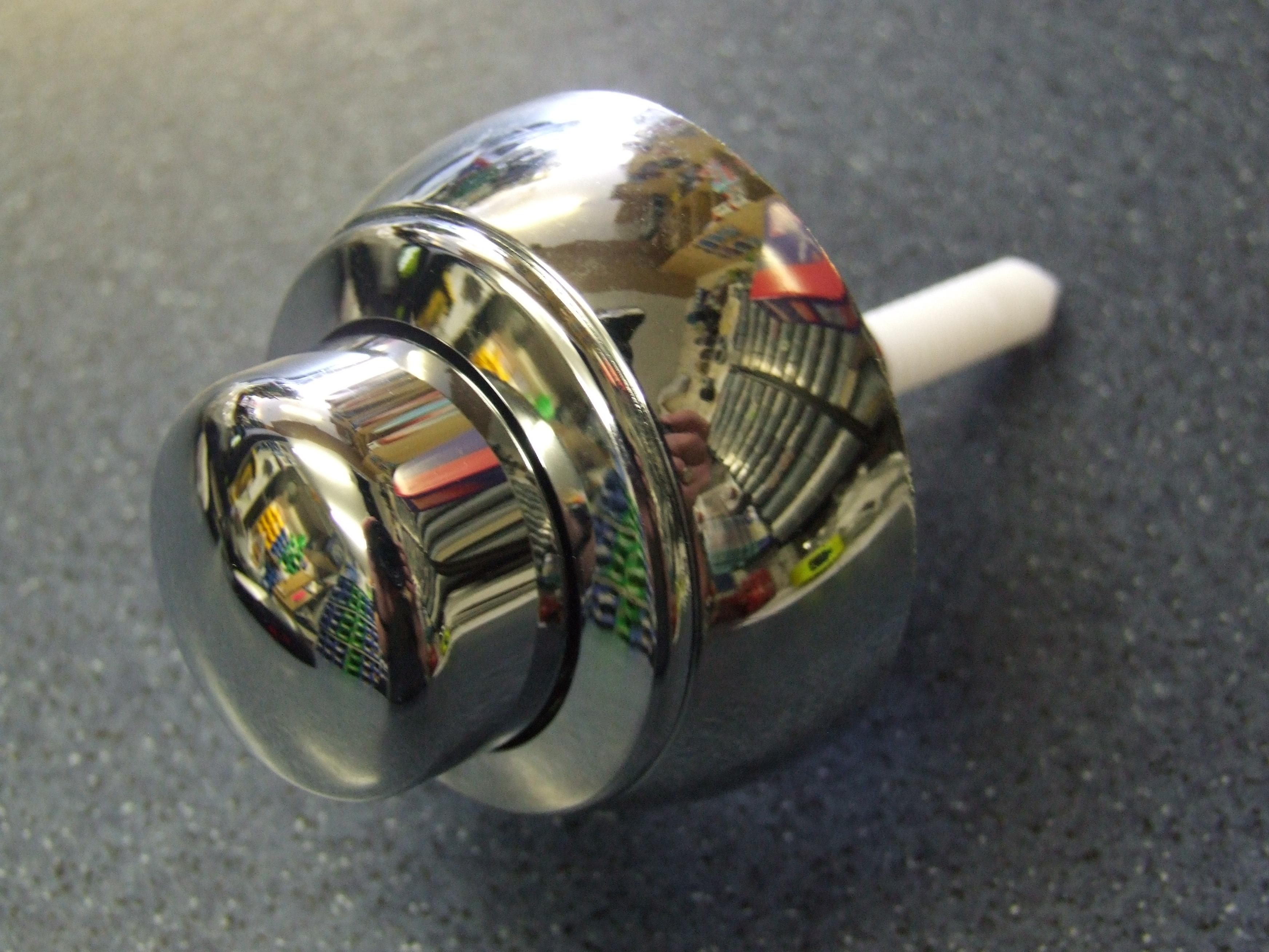 SIAMP OPTIMA 49 RASED TOILET PUSH BUTTON 34505407