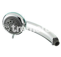 815D MELODY HIGH PRESSURE 0.5B SHOWER HEAD 3 FUNCTION CHROME