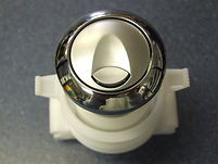 TOILET CISTERN SPARES GROHE 38771 000 DUAL FLUSH PNEUMATIC PUSH BUTTON
