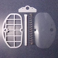 THOMAS DUDLEY TURBO S1-11 SYPHON PLASTIC LIFT PISTON AND DIAPHRAGM 319797