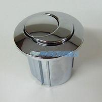 TOILET CISTERN SPARES ROCA D2D DUAL FLUSH VALVE BUTTON SHORT AH0001600R