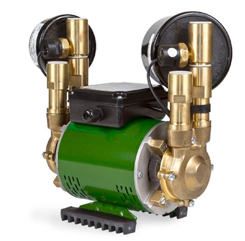 supergen N60tx twin negative impeller pump @ rockalls