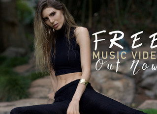 """FREE"" Music Video OUT NOW!"