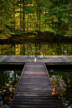 Pond at Rivendelll