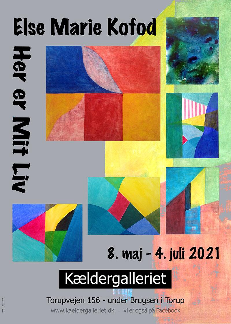 210508 Plakat Else Marie Kofod, lille.jp